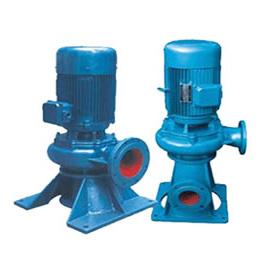 LW /WL 立式管道排污泵