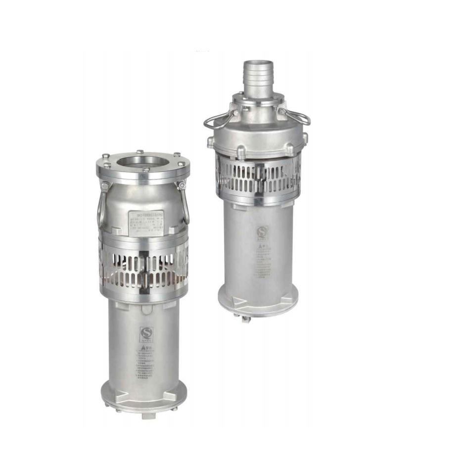 不锈钢油浸式潜水泵